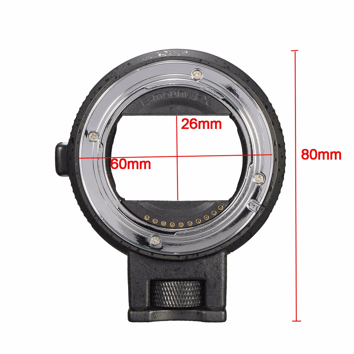 Auto Focus Adapter For Canon EOS EF Mount Lens To Sony NEX A7 A7R NEX-6