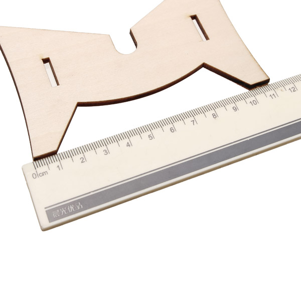 Wooden Boat Body Support Parts For William Yacht TFL RC Boats