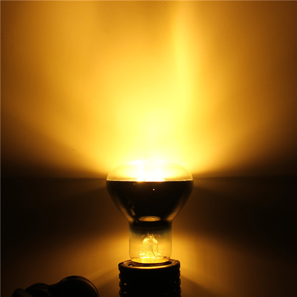 E27 R63 4W White/Warm White Non-Dimmable COB LED Filament Retro Edison Candle Bulbs 220V