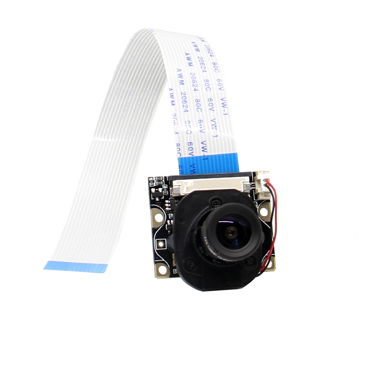 Geekworm Camera With IR-CUT Function For Raspberry Pi 3B/ 2B/ B+/ A+/ Zero Available At Day Or Night