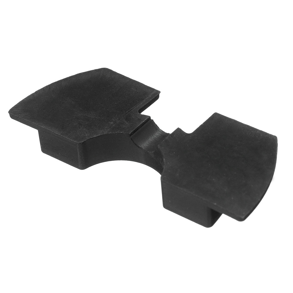 0.8/1.2/1.5mm Rubber Vibration Damper Pad For Xiaomi Mijia M365 M187 Scooter