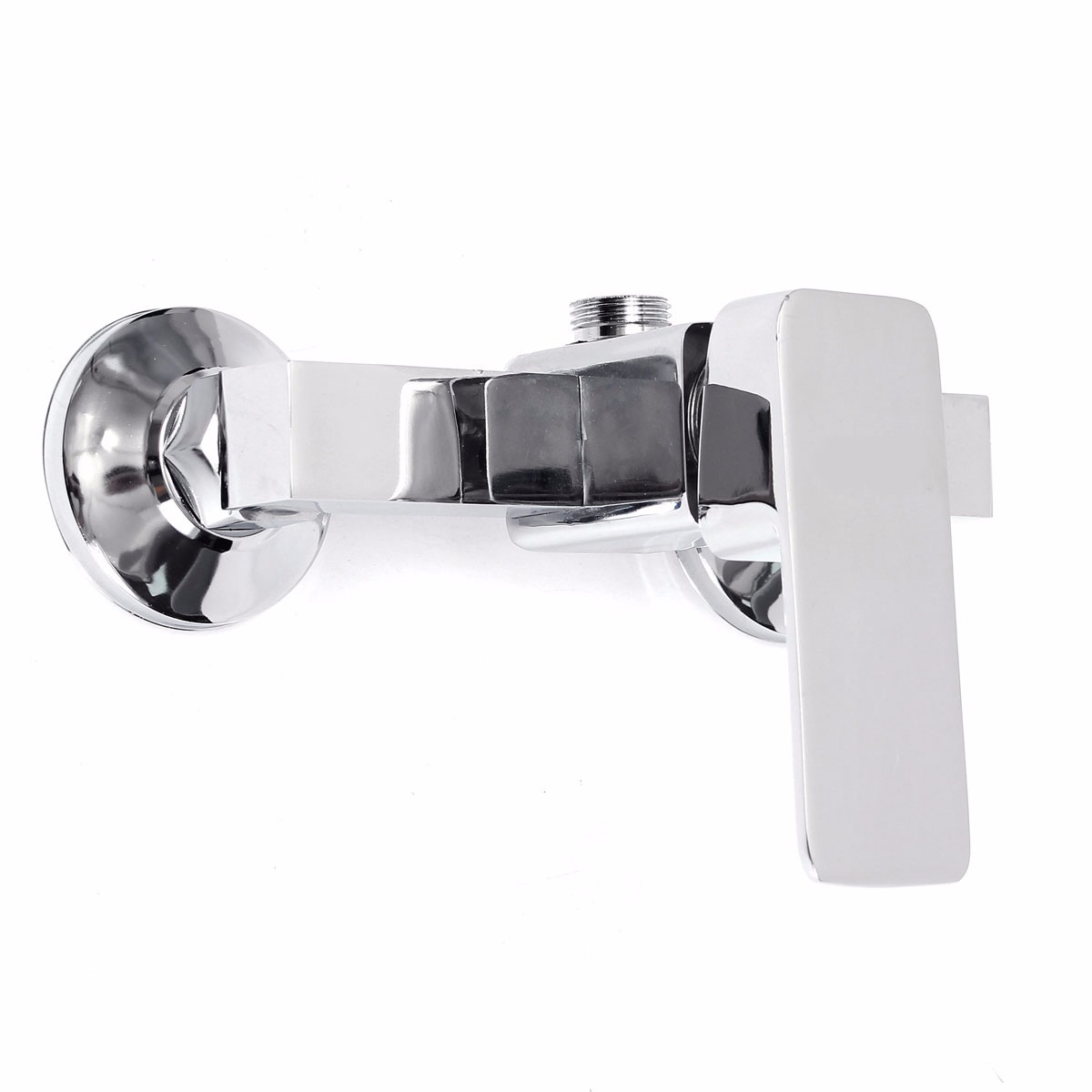 Bathroom Shower Valve Hot Cold Mixer Tap Faucet Copper Wall Mounted