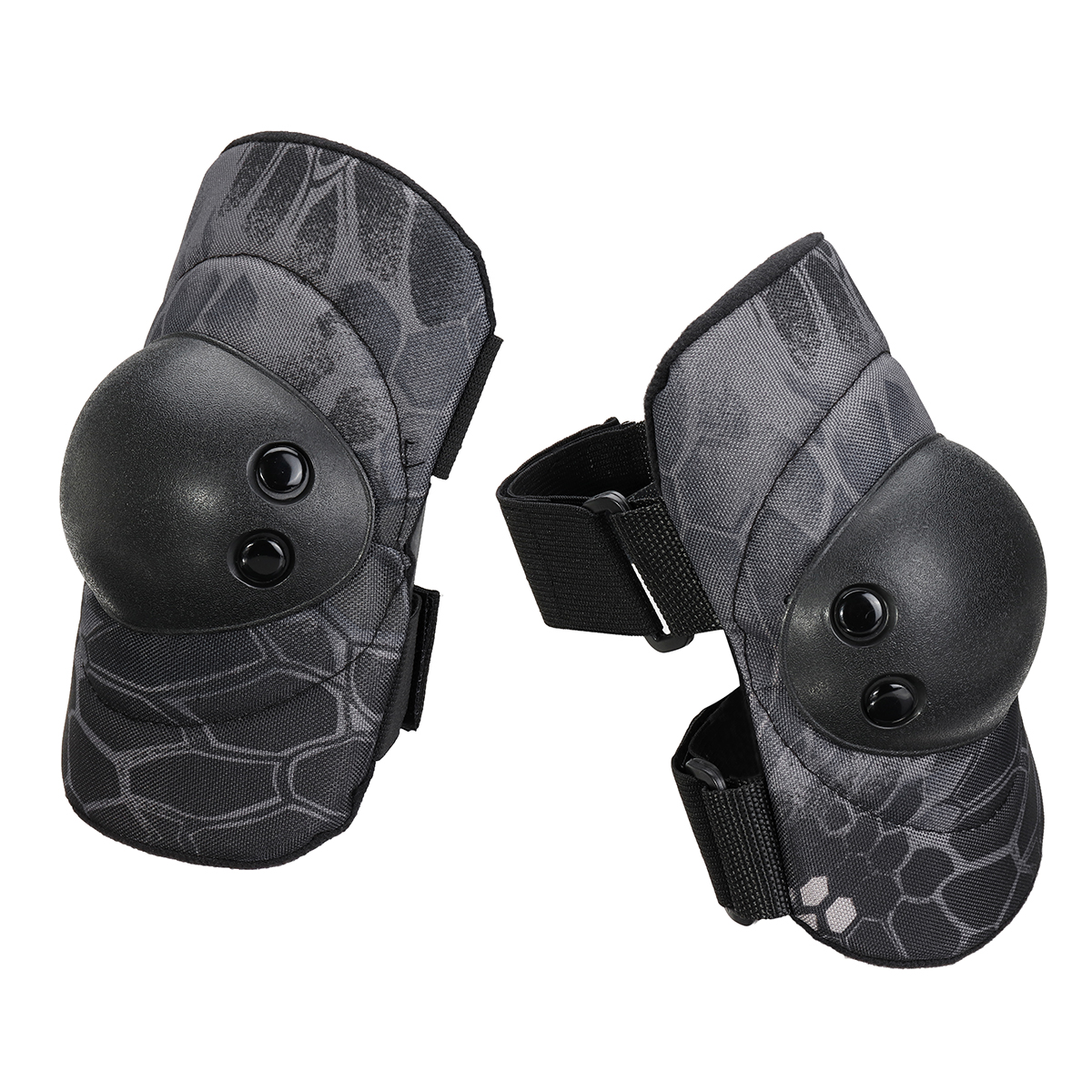 Tactical Army Elbow Pads Protective Combat