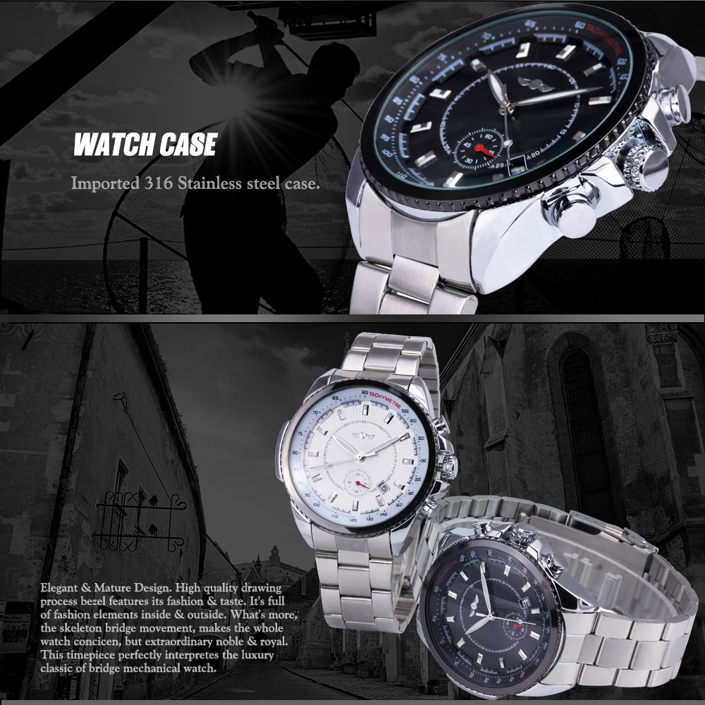 227 Business Style Men Wrist Watch