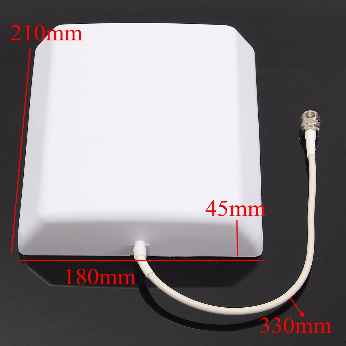 GSM CDMA Antenna Panel Mobile Cell Phone Signal Repeater Booster Indoor