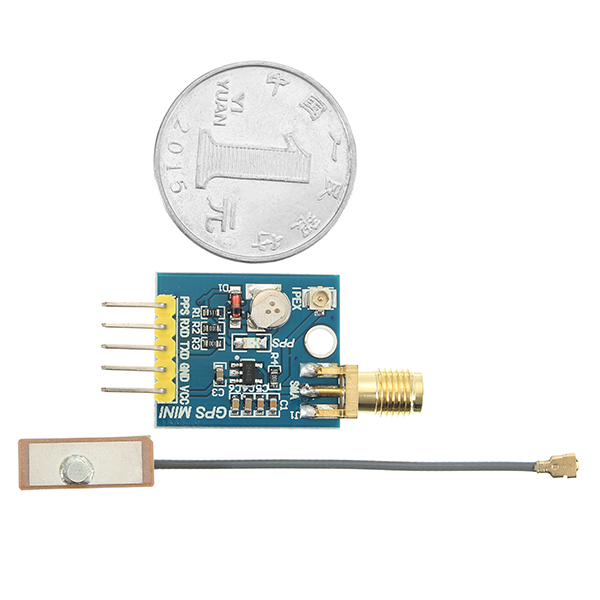Beidou GPS Module Locator BDS Satellite Positioning Navigator Compass Module Dual Mode Replace NEO-M8N