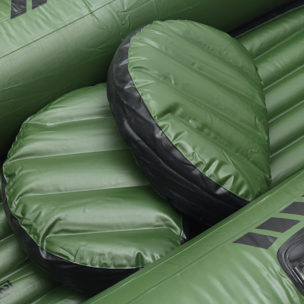 2 3 Persons PVC Inflatable Boat Rubber Dinghy For Kayaking Canoeing Rafting Fishing