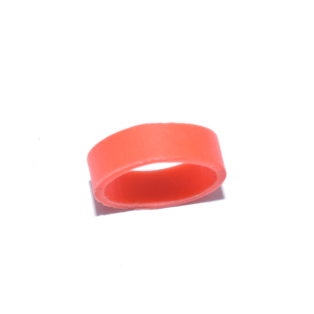 10 Pcs 16mm Red Battery Retention Rubber Band For RC FPV Racing Drone
