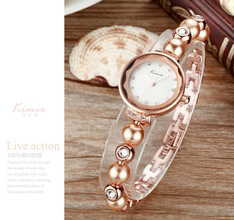 KIMIO KW6026S Fashion Ladies Quartz Watch