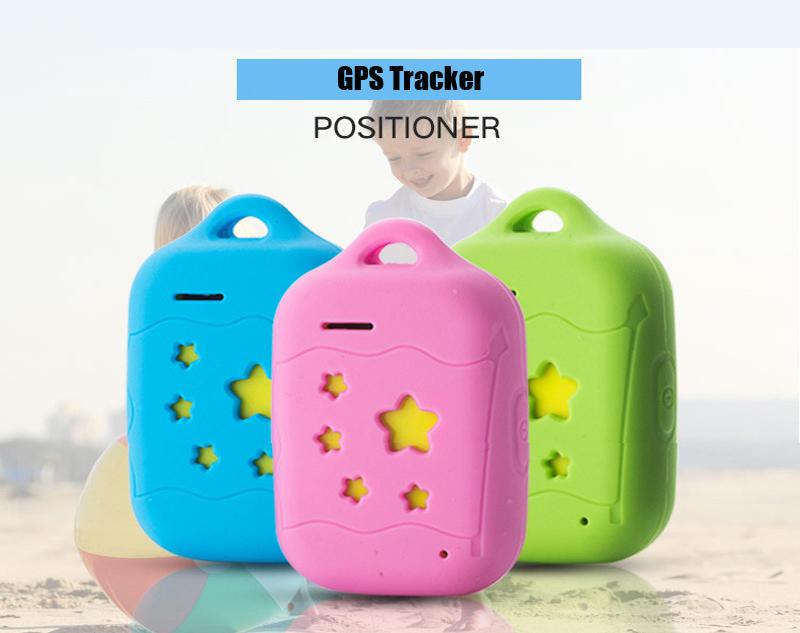 500mAh 7-8 Days GPS Tracker For Kids Pets Wallet Keys Smart Waterproof Alarm Locator Track Device