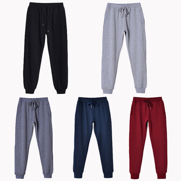 Spring Autumn Sports Mens Trousers Thin knitting Nosing Youth Popular Sweat Pants