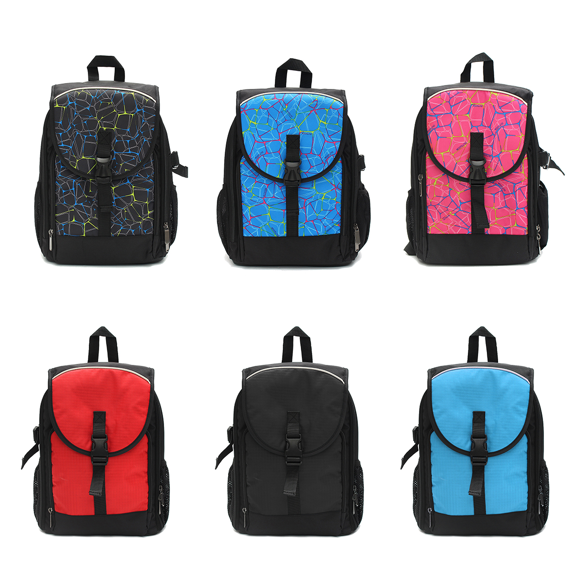Waterproof Backpack Camera Bag with Padded Bag for DSLR Camera Lens Accessories 14