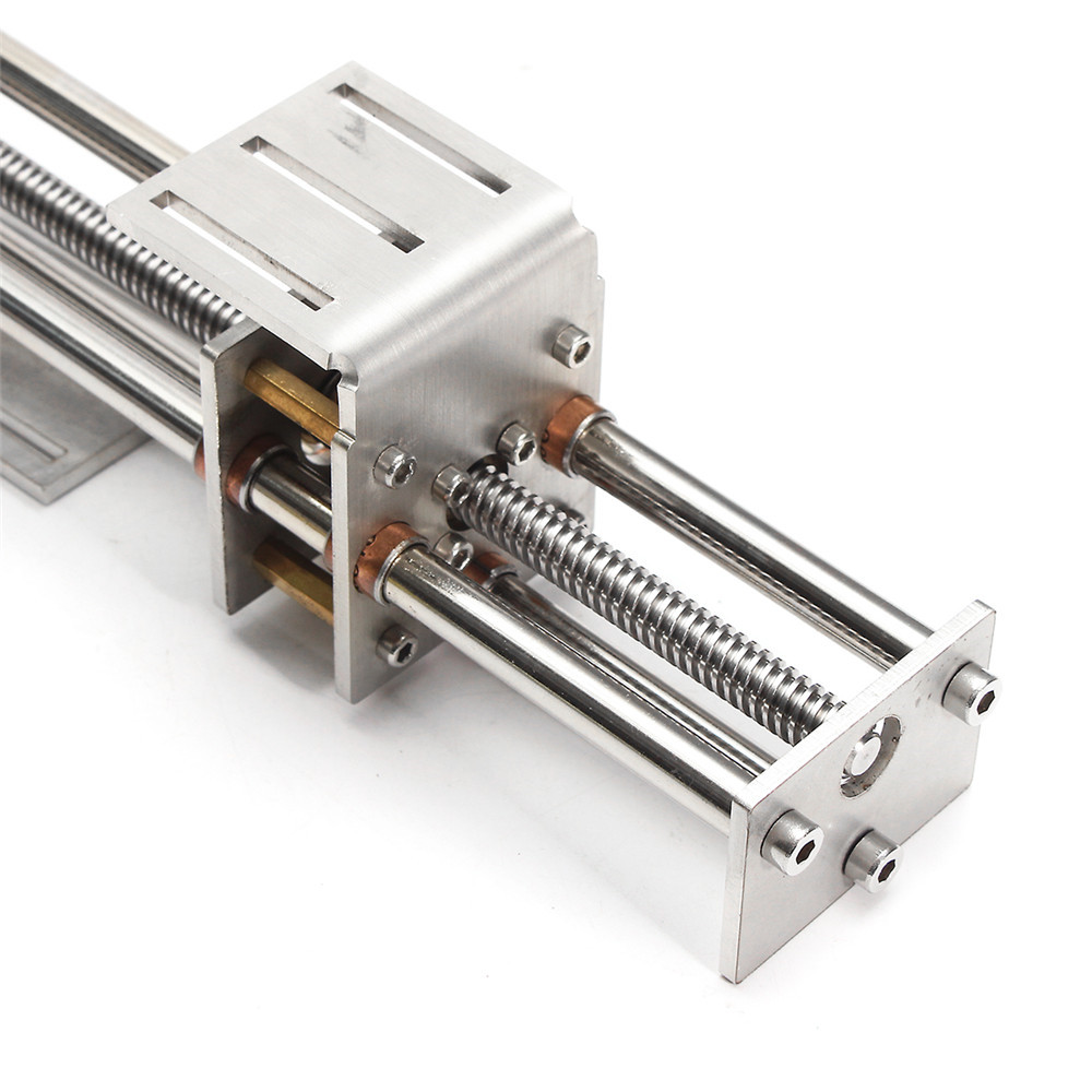 Machifit 150mm Slide Stroke CNC Z Axis Linear Motion Actuator Engraving Machine with Stepper Motor