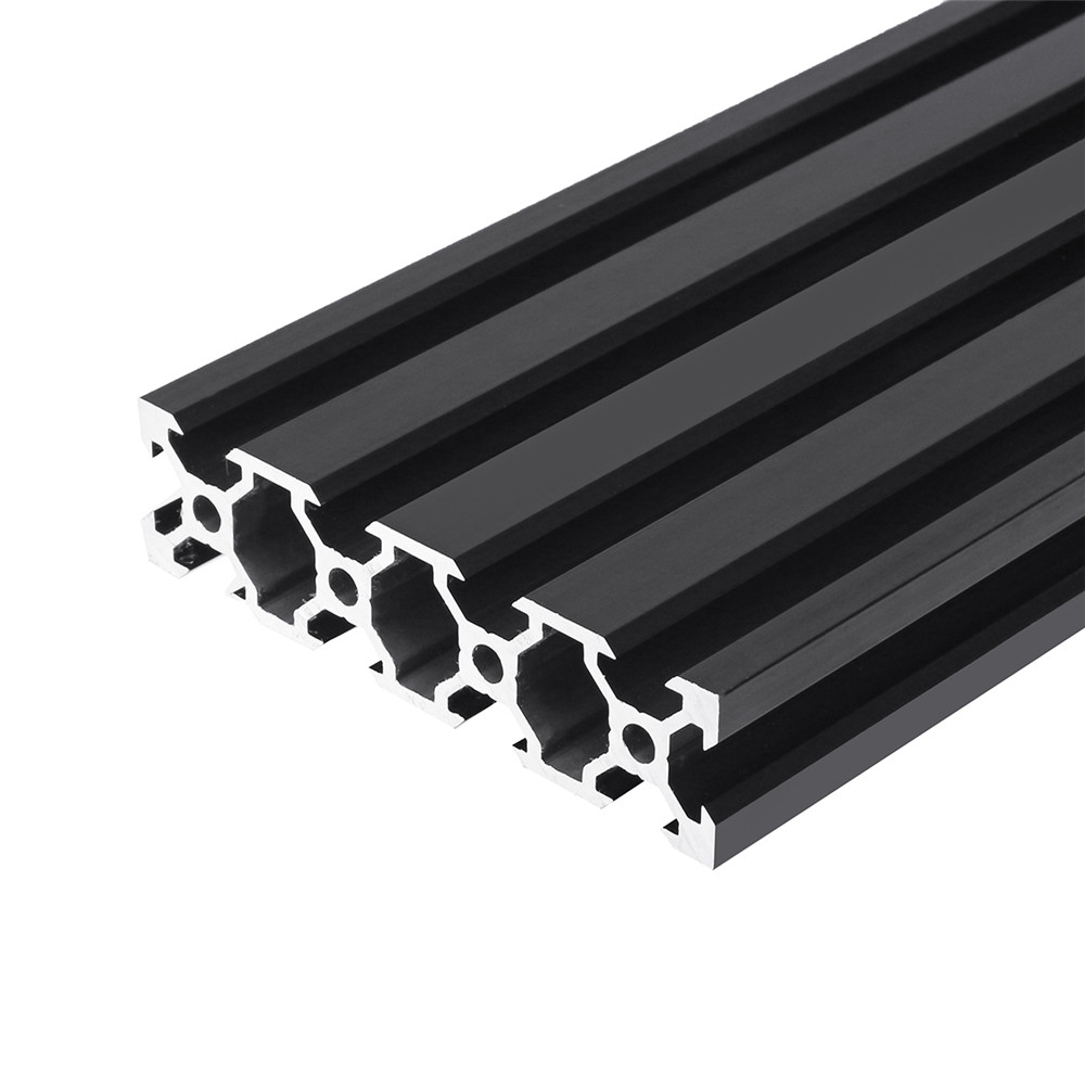 Machifit 200 1000mm Black 2080 V Slot Aluminum Profile