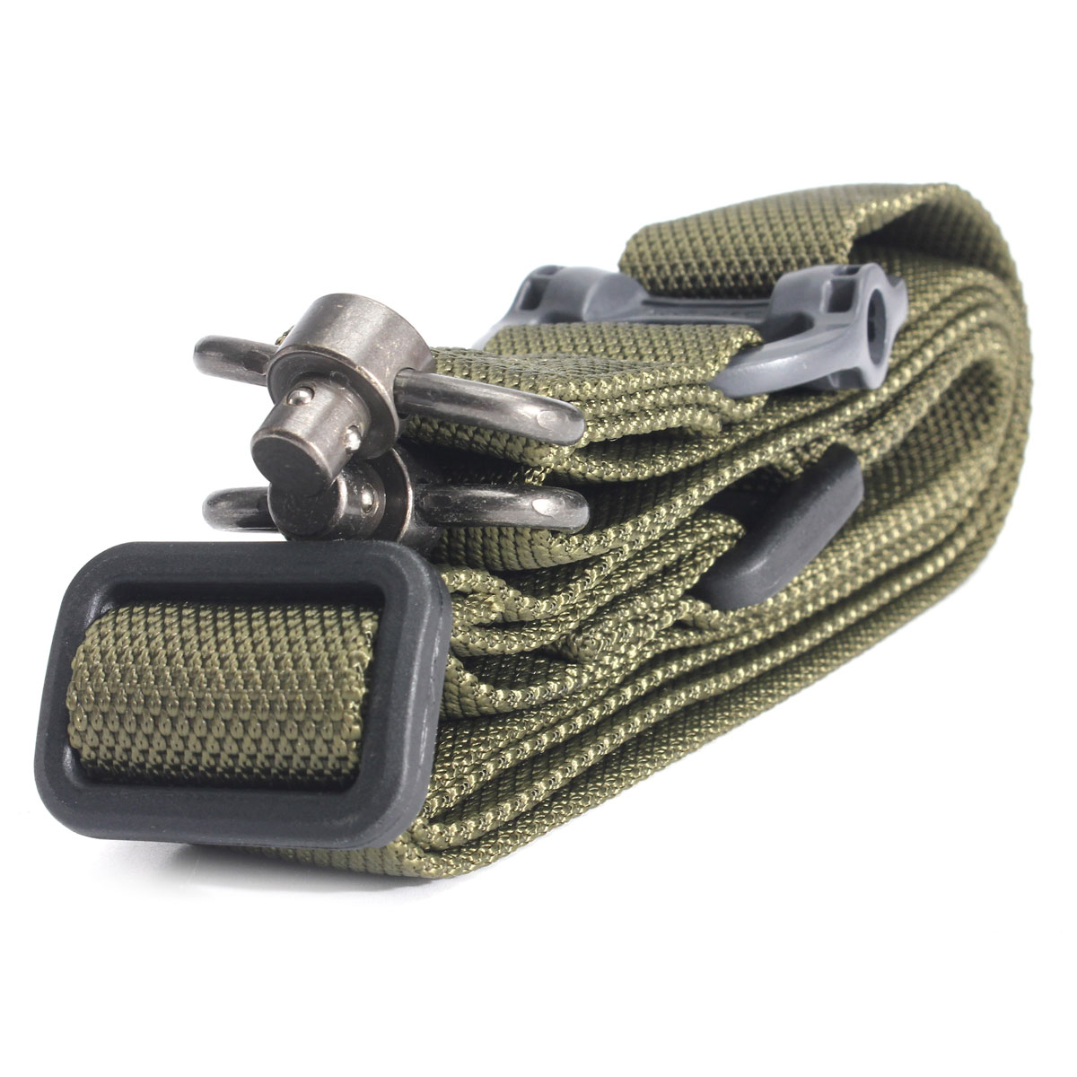 Tactical Mission Sling MS4 1 or 2 Point Adjustable Quick Release Paintball Strap