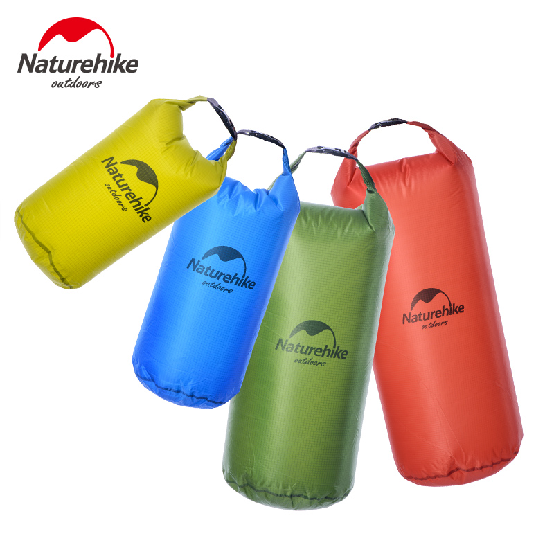 Naturehike FS15U005-L Terylene Portable 5-30L Waterproof Bag Ultralight Storage Dry Bag