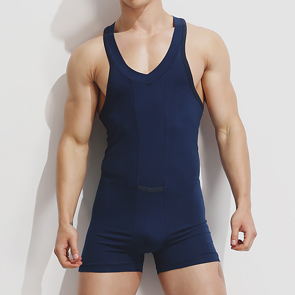 SUPERBODY Body Shaper Sport Fitness One Piece Underwear