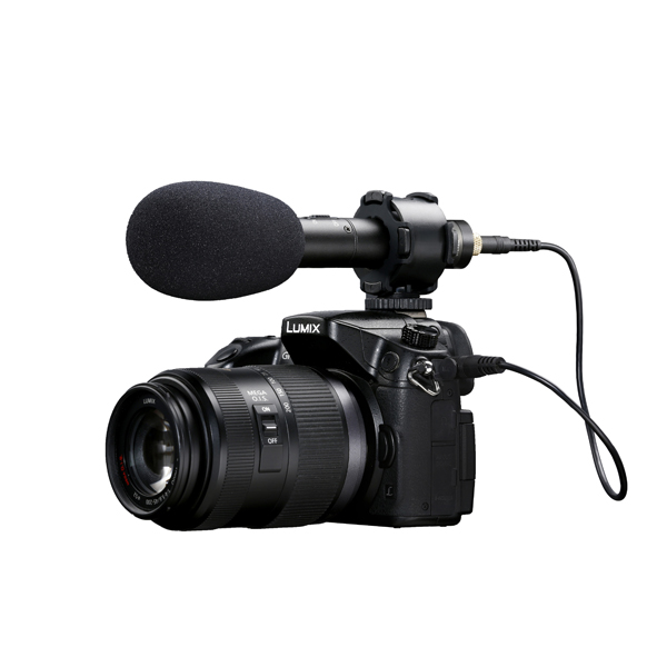 BOYA BY-PVM50 Stereo Condenser Microphone For Canon Nikon Pentax Camera Camcorder