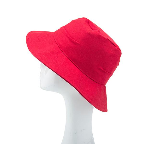 Women Breathable Dress Bucket Caps Sunshade Beach Hats