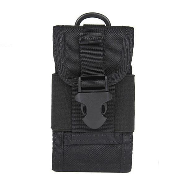 Men Tactical Phone Pouch Sport Outdoor Military Waist Belt Bag for 4.7 Inch Phone