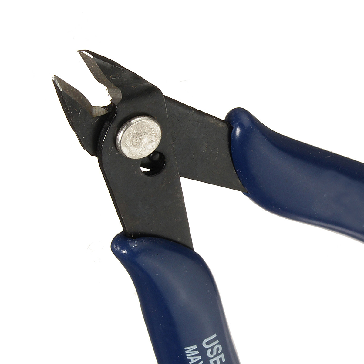 5PCS DANIU Electrical Cutting Plier Wire Cable Cutter Side Snips Flush Pliers Tool