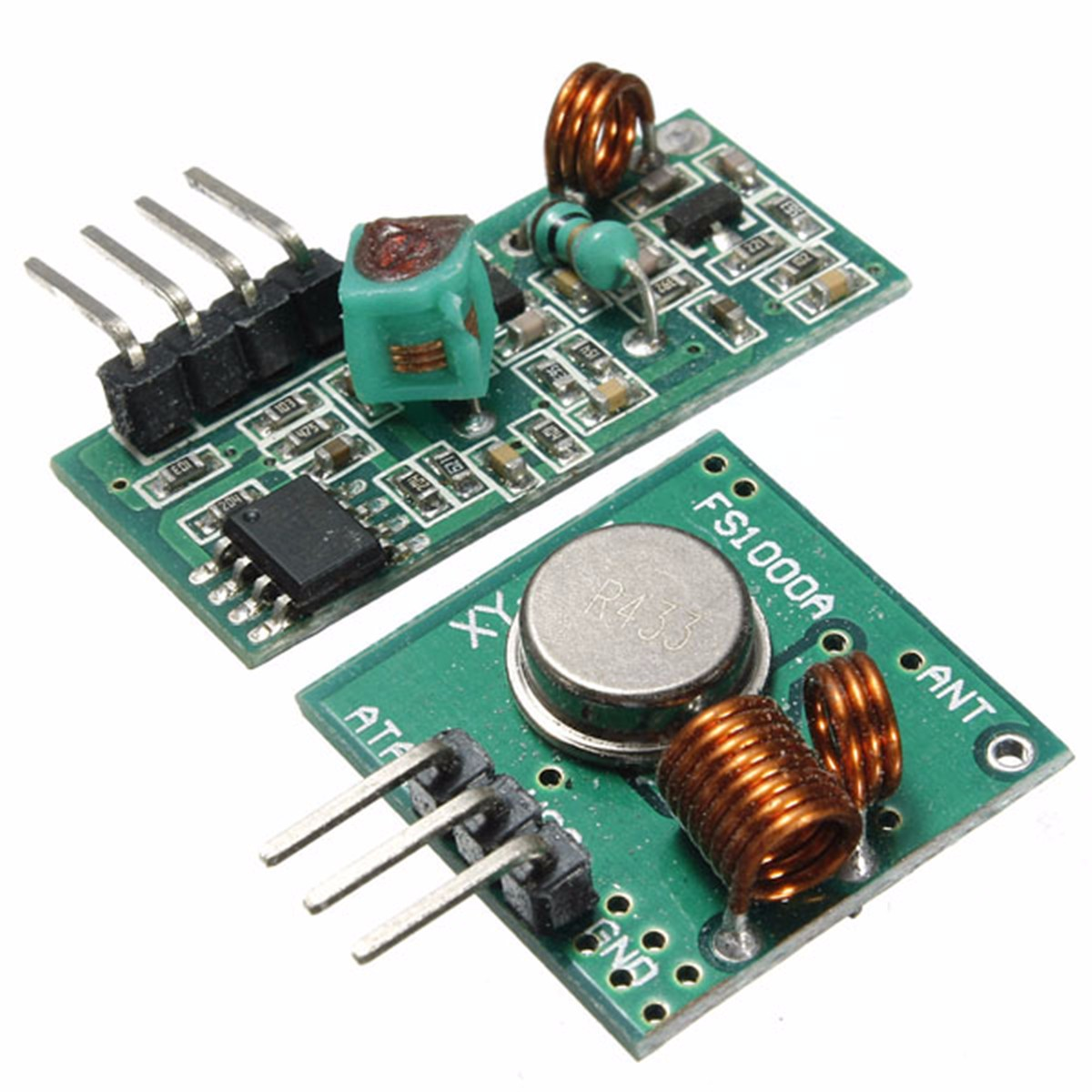 433mhz Rf Decoder Transmitter With Receiver Module Kit For Arduino Circuit Esp8266 Copy Shipping Methods