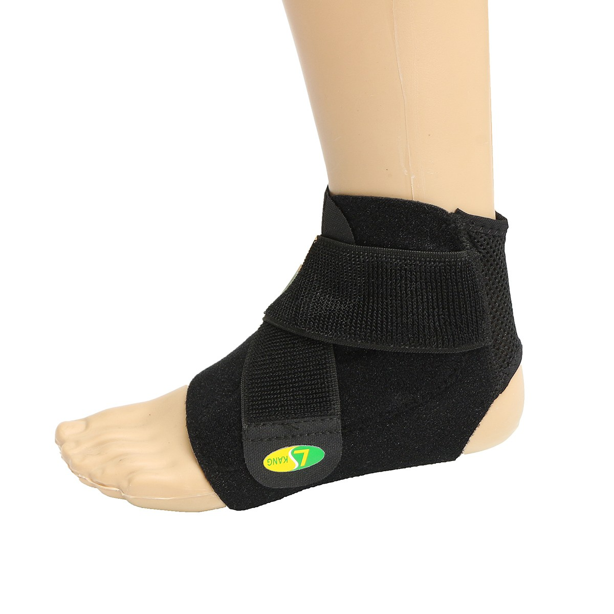 Breathable Foot Sprain Prevention Injury Orthotic Wrap Neoprene Ankle Feeet Support Brace