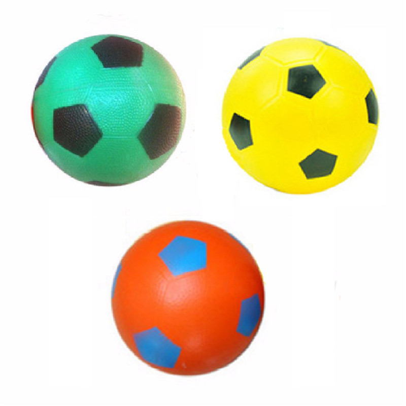 8 12cm Inflatable Toys Pat Beach Ball Small Basketball Football Party Stuff Kids Toy