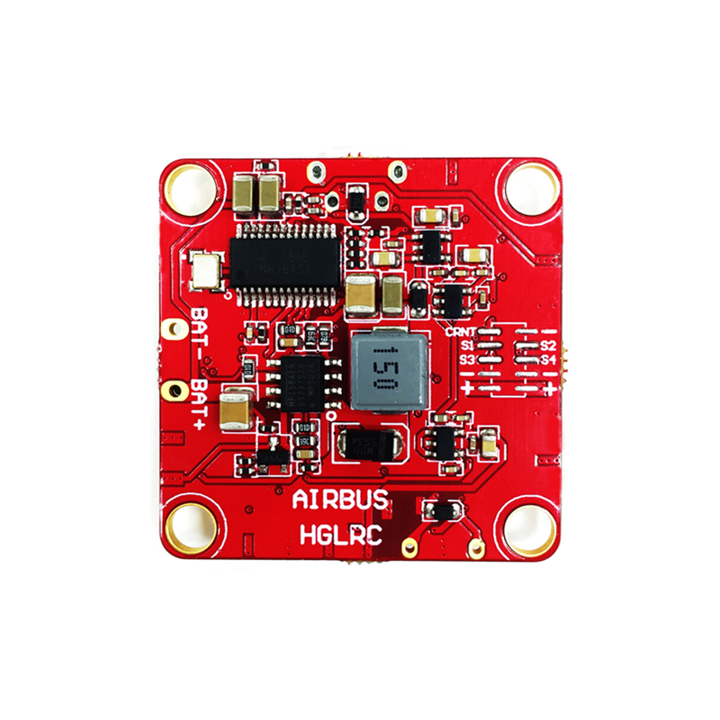 30.5x30.5mm HGLRC AIRBUS F4OSD F4 Flight Controller Built In OSD 2-6S For RC Drone FPV Racing