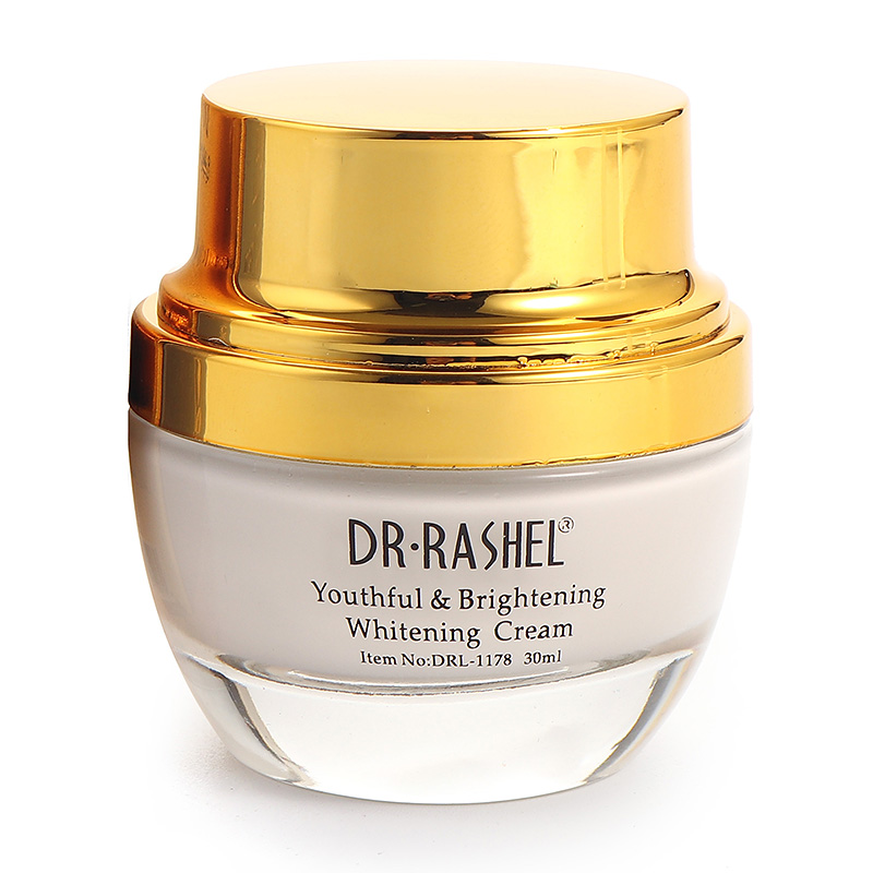 DR.RASHEL 24K Gold Collagen Whitening Facial Cream 30ml