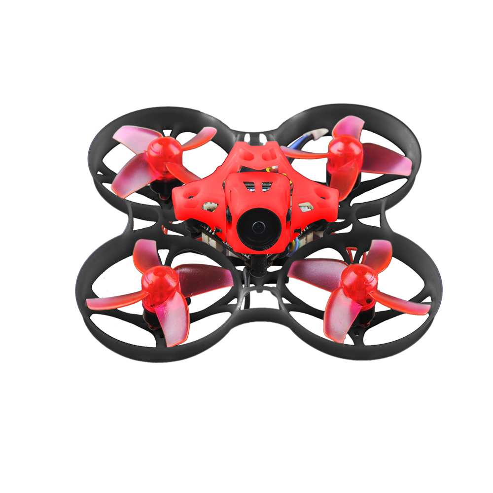 Eachine TRASHCAN 75mm Crazybee F4 PRO OSD 2S Whoop FPV Racing Drone Caddx Eos2 Adjustable Camera
