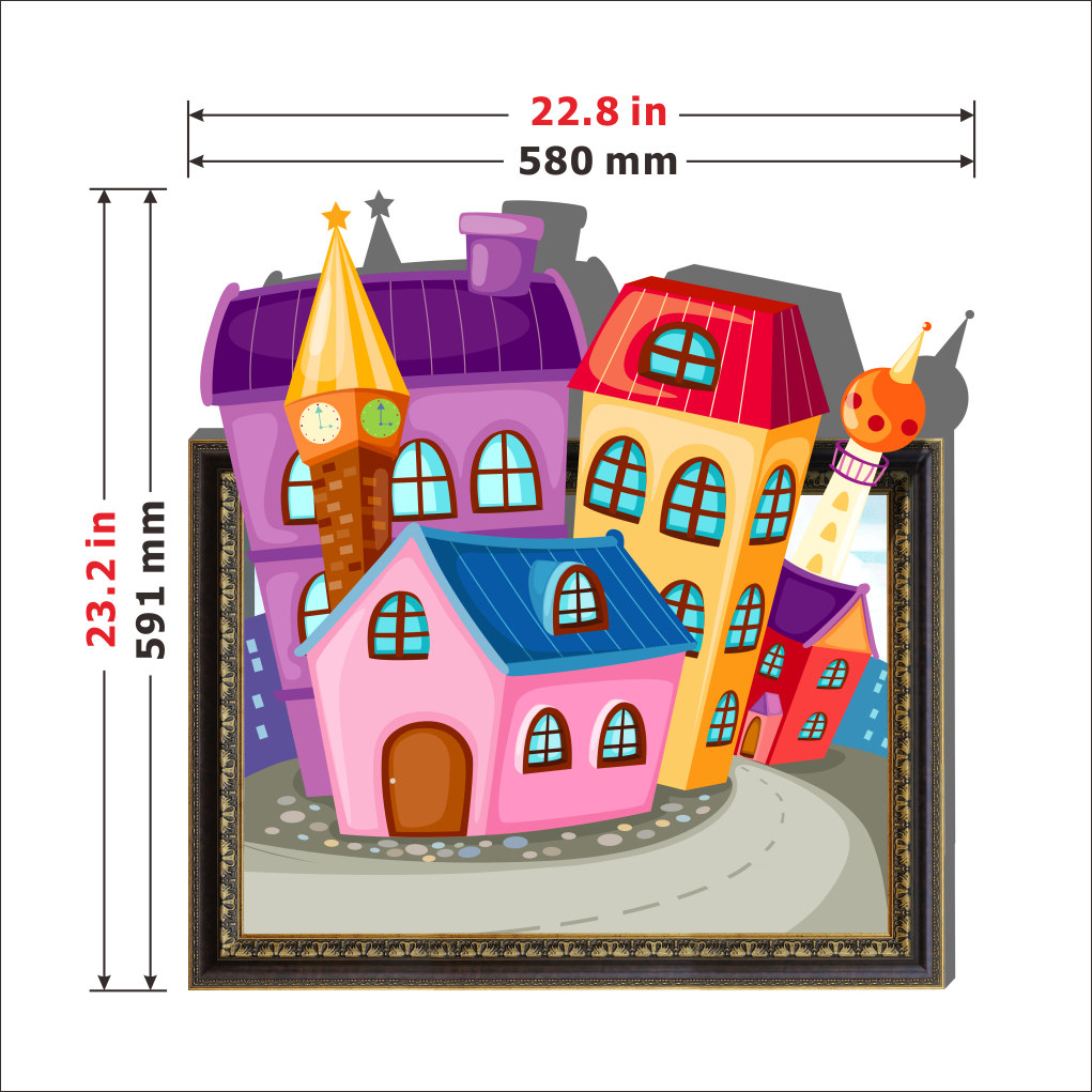 3D Baby Kids Room Cartoon Lovely Cute Home Wall Decals Removable Wallpaper Stickers Art DIY Gift Decoration