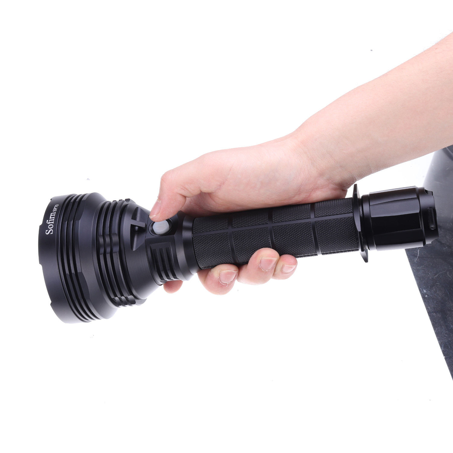 Sofirn SP70 XHP70.2 With ATR 2 Groups 7Modes 5500LM Ultra bright Tactical 18650 26650 LED Flashlight