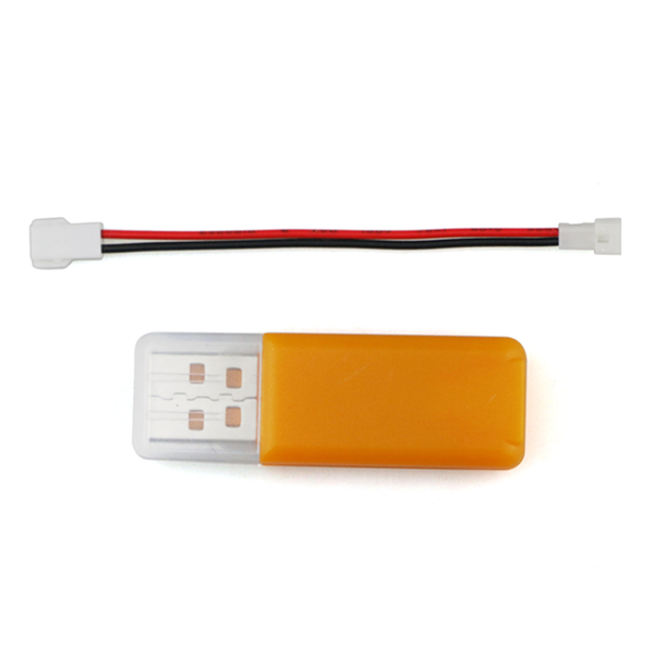 3.7V 1S 3A Upgrade Battery USB Charger Set For Blade Inductrix Tiny Whoop