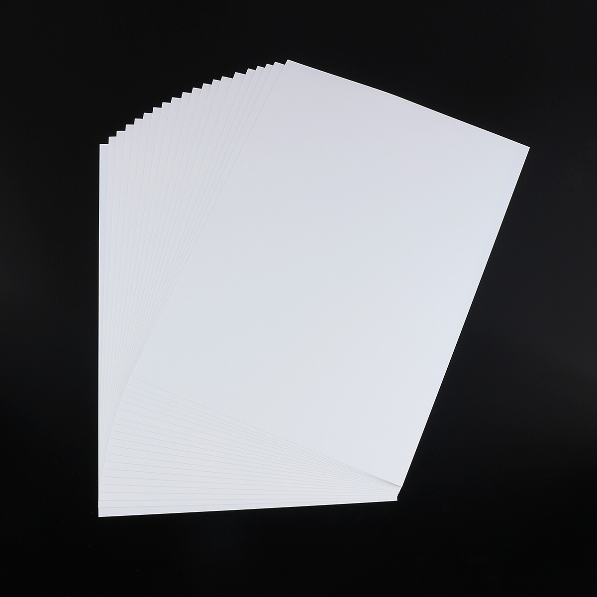 Pairi 20PCS A4 Inkjet Photo Print Paper Light Water Transfer Paper Cup Decal Craft