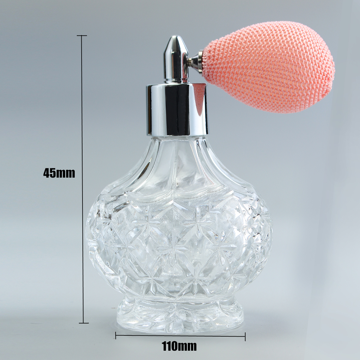80ml Spray Atomizer Perfume Bottle