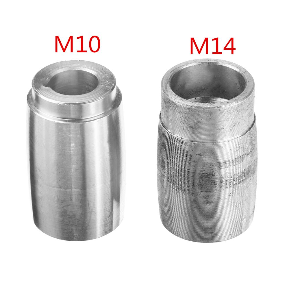 Drillpro M10/M14 Angle Grinder Belt Sander Attachment Sanding Belt Adapter Use 100 or 115 125 Angle Grinder