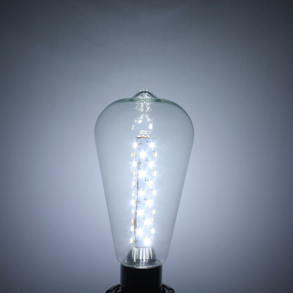 E27 E26 6W 48 600Lm SMD 3014 COB Incandescent Retro Edison Bulb AC 85-265V