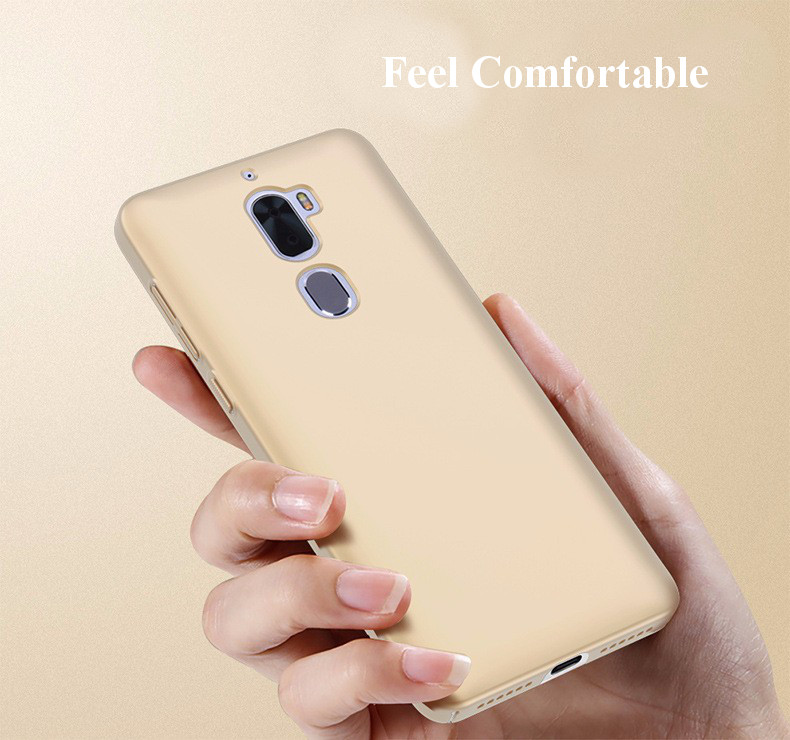 Frosted Resistant PC Protective Case For LeEco Coolpad Cool1 dual/Letv LeRee Le 3 Global Version