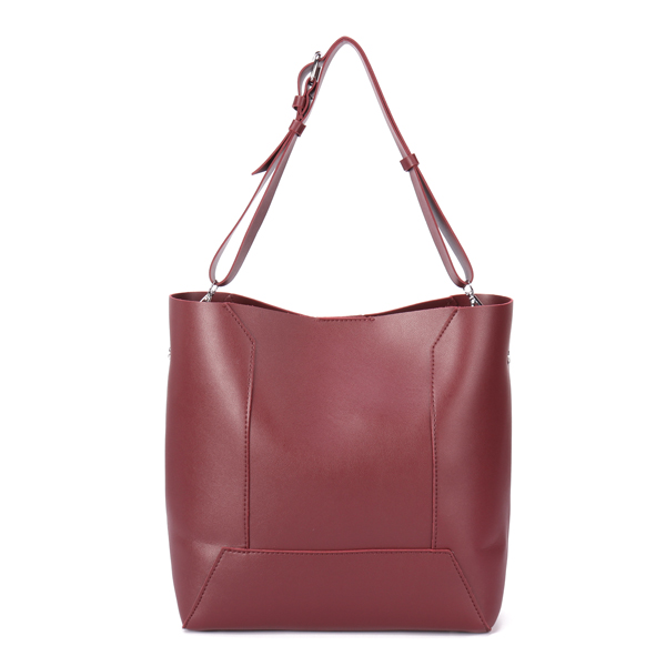 Women Quality PU Leather Composite Bag Handbag Shoulder Bag