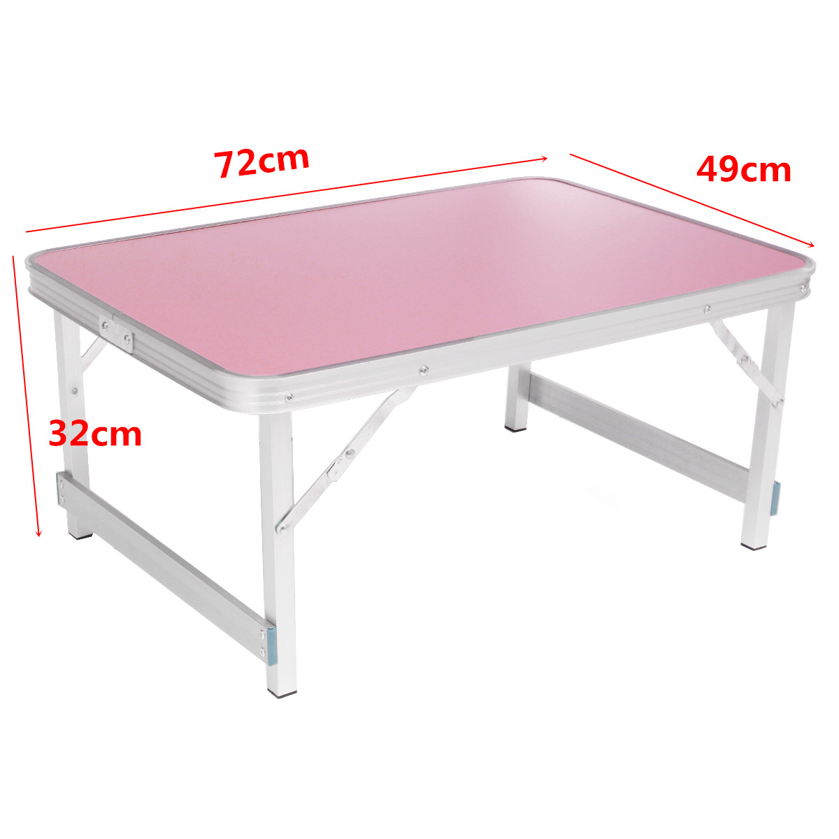 Portable Folding Table Aluminum Alloy Outdoor Camping BBQ Party Dining Picnic Desk