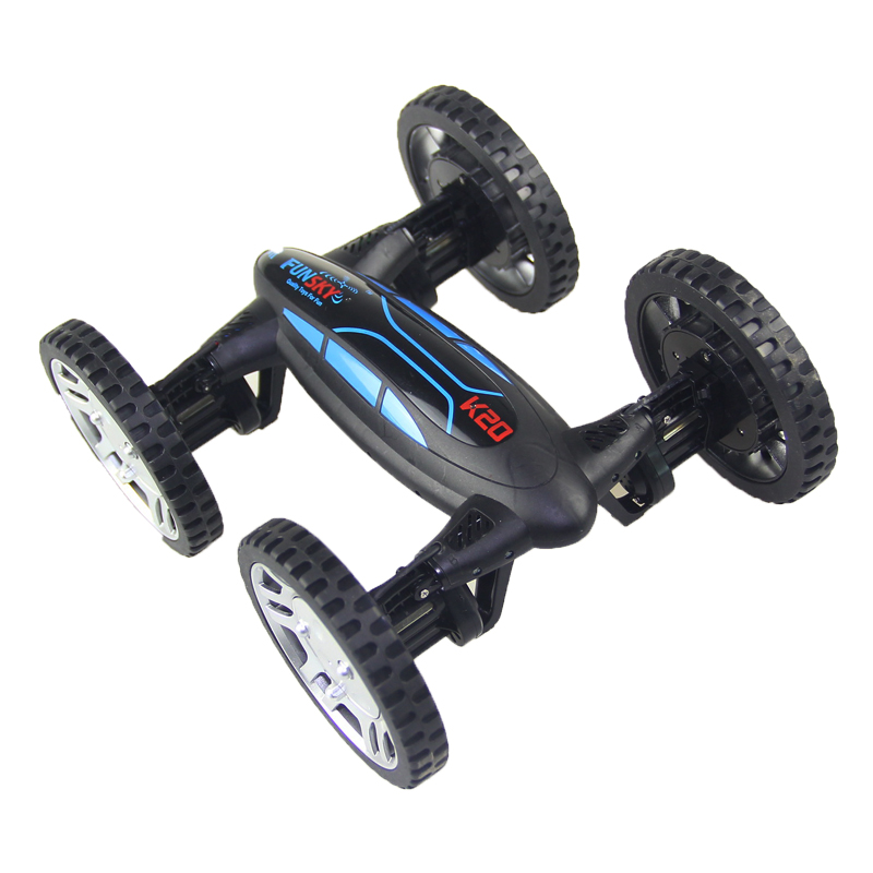 K20 Air-Road Double Model 2 in 1 Flying Cars 2.4G 4CH RC Car Toys