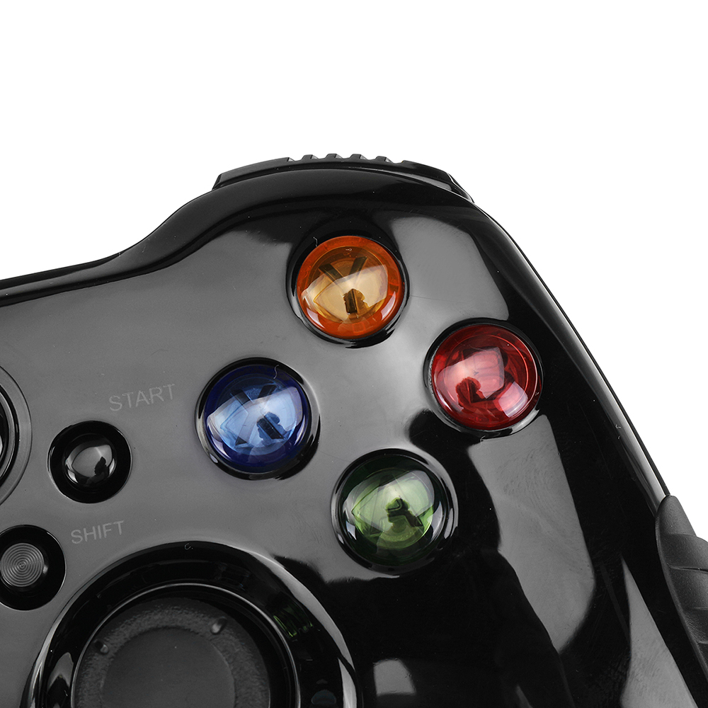 BETOP 218TE2 2.4G Wireless Turbo Vibration Gamepad for PC PS3 Intelligent TV Android Mobile Phone