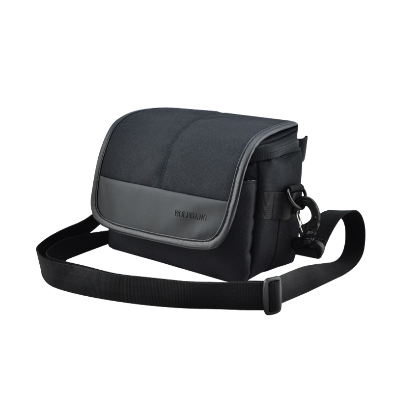 WOLFGANG CJ-012 Fabrics Waterproof Micro Single Camera SLR DSLR Bag