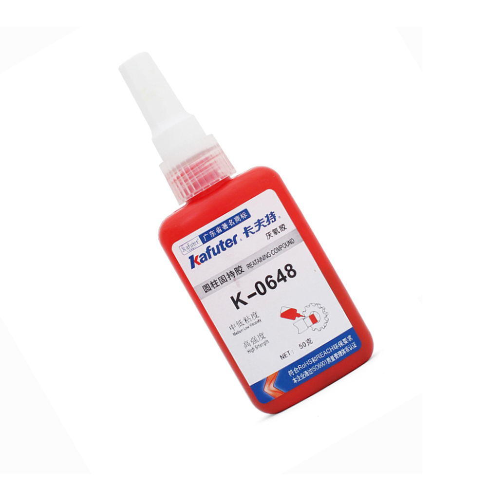 Kafuter K-0648 High Intensity Screw Glue Anaerobic Adhesive For RC Model Helicopter 50g