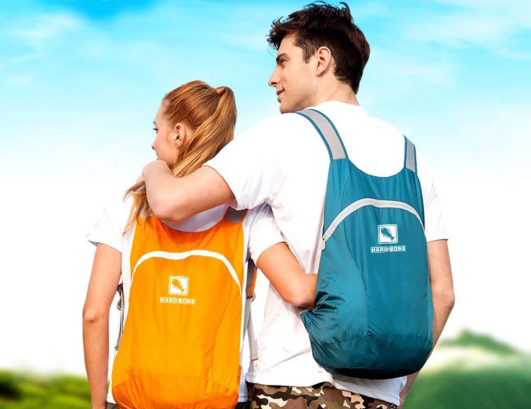 IPRee® 18L Foldable Backpack Ultralight Outdoor Sport Travel Waterproof Folding School Bag Men Women