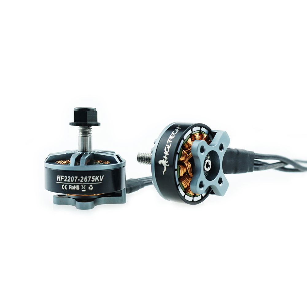 HGLRC Flame 2207 2675KV 3-4S Brushless Motor for RC FPV Racing Drone