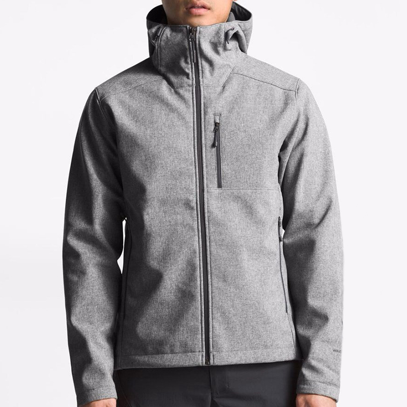 Mens Casual Outdoor Camping Sports Softshell Jacket Mountain