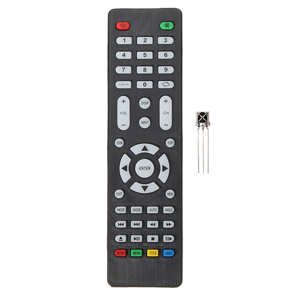 Z.VST.3463.A1 Support Digital Signal DVB-C DVB-T/T2 With 7 Key Button Switch Universal LCD TV Controller Driver Better Than V56