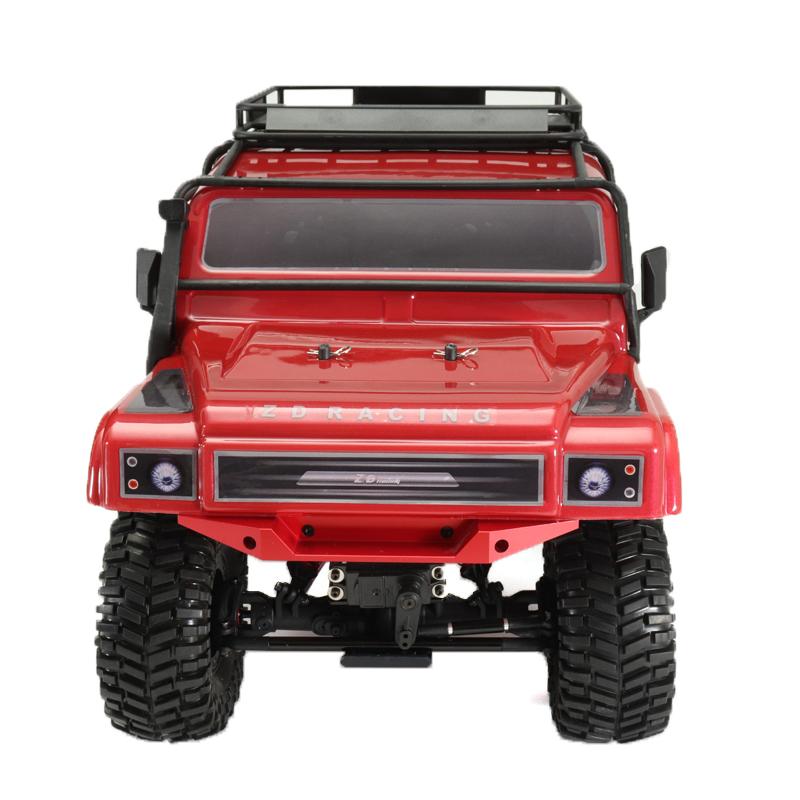 ZD 084221/8 2.4G 4CH 4WD Long Distance Rc Car Crawler Truck
